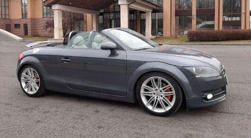 Прокат Audi TT Cabrio фото 1