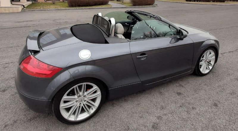 Прокат Audi TT Cabrio фото 2
