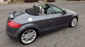 Audi TT Cabrio - изображение 2 - Narscars