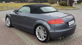 Audi TT Cabrio - изображение 3 - Narscars