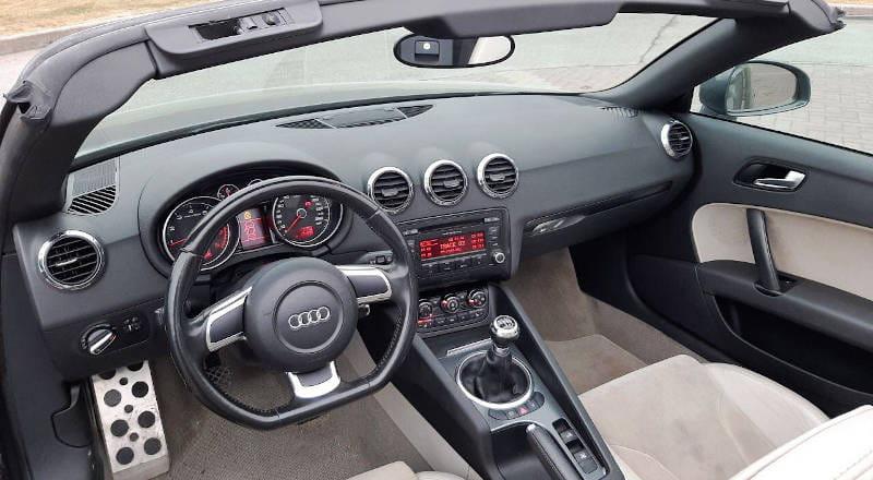 Прокат Audi TT Cabrio фото 4