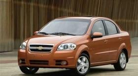 Chevrolet Aveo - изображение 1 - Narscars