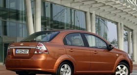 Chevrolet Aveo - image 2 - Narscars